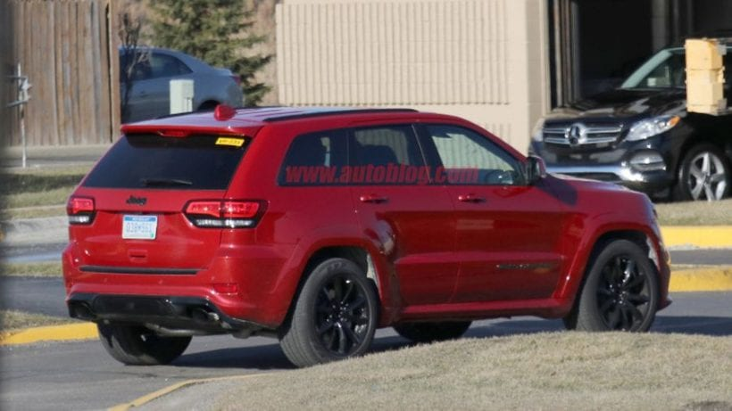 2018 jeep grand cherokee release date redesign new generation. Cars Review. Best American Auto & Cars Review
