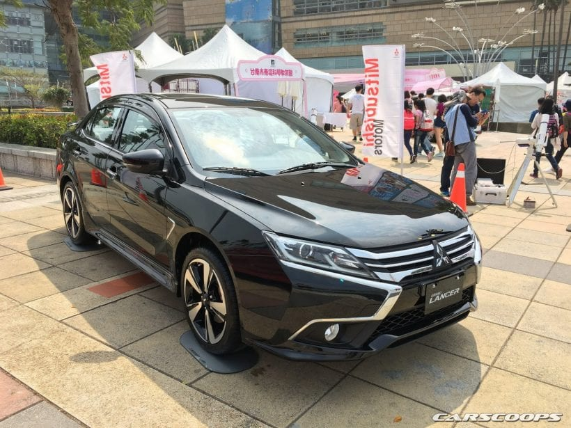 2018 Mitsubishi Grand Lancer Price Design Specs