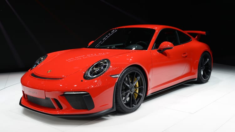 2018 porsche 911 gt3 design engine specs price interior. Black Bedroom Furniture Sets. Home Design Ideas