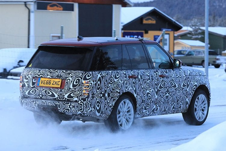 2018 Range Rover Sport- e PHEV Hybrid