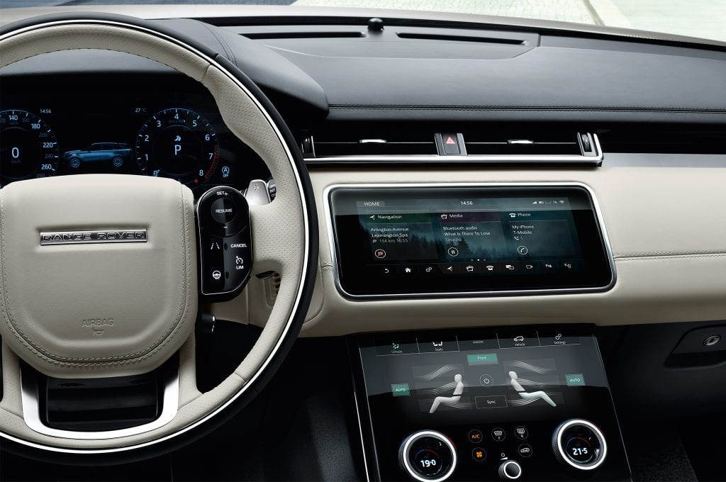 2018 Range Rover Velar Price Design Interior Specs