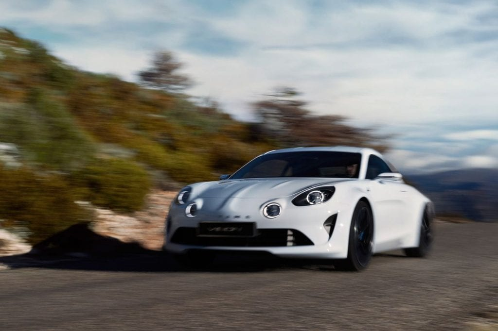 2018 Renault Alpine A110 Specs Price Release Date