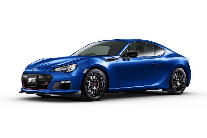 2018 Subaru BRZ tS - it Puts the Turbo in BRZ | Price & Specs