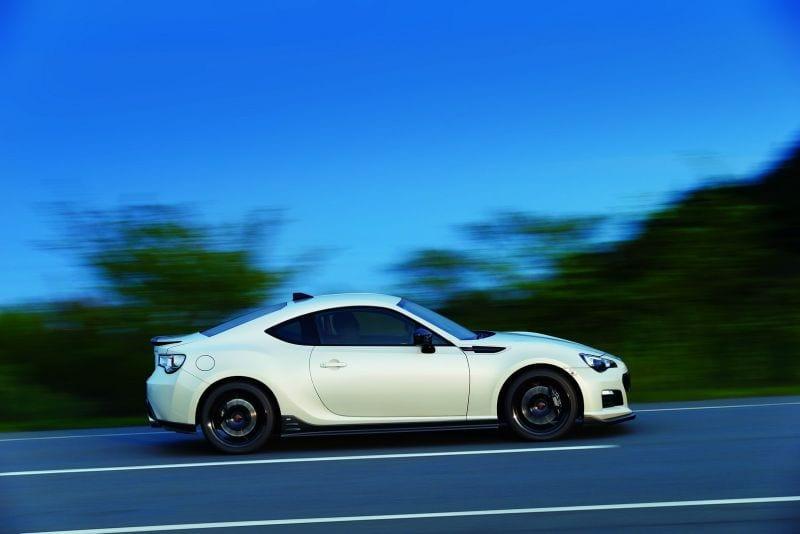 2018 Subaru BRZ tS - it Puts the Turbo in BRZ | Price & Specs