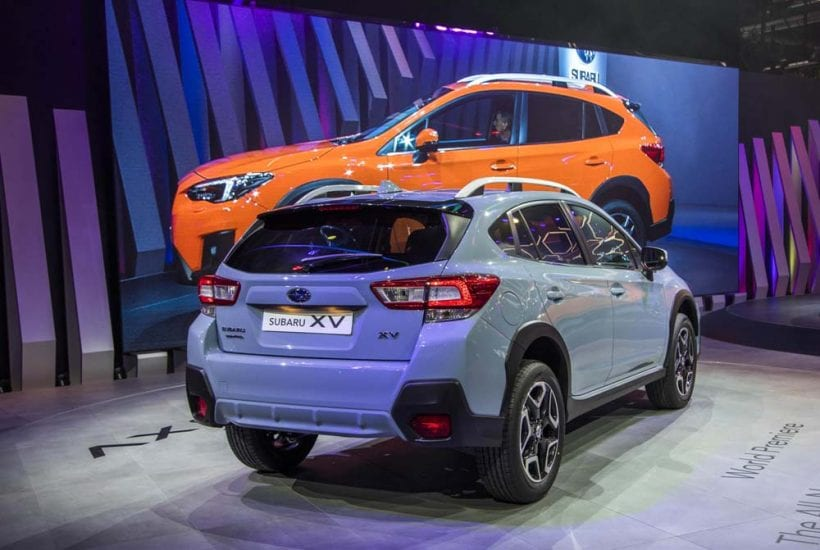 2018 Subaru Crosstrek Price, Design, Specs, Interior