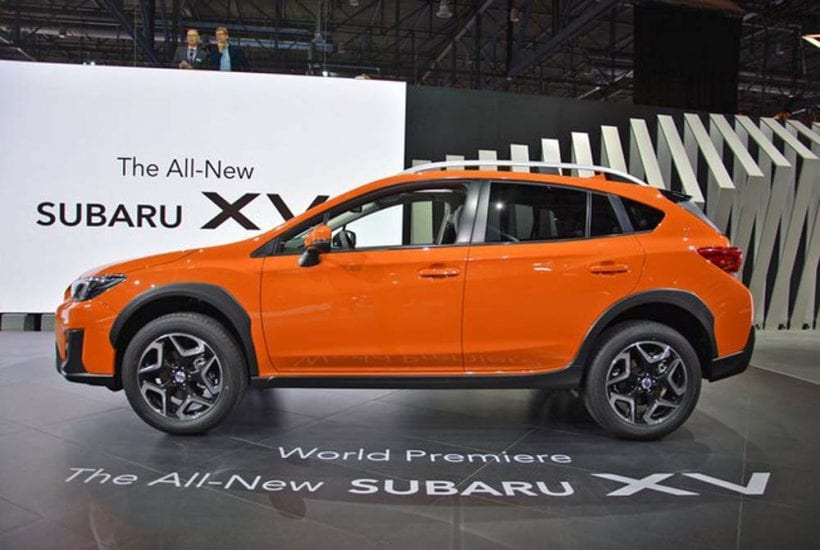 2018 Subaru Crosstrek Price Design Specs Interior