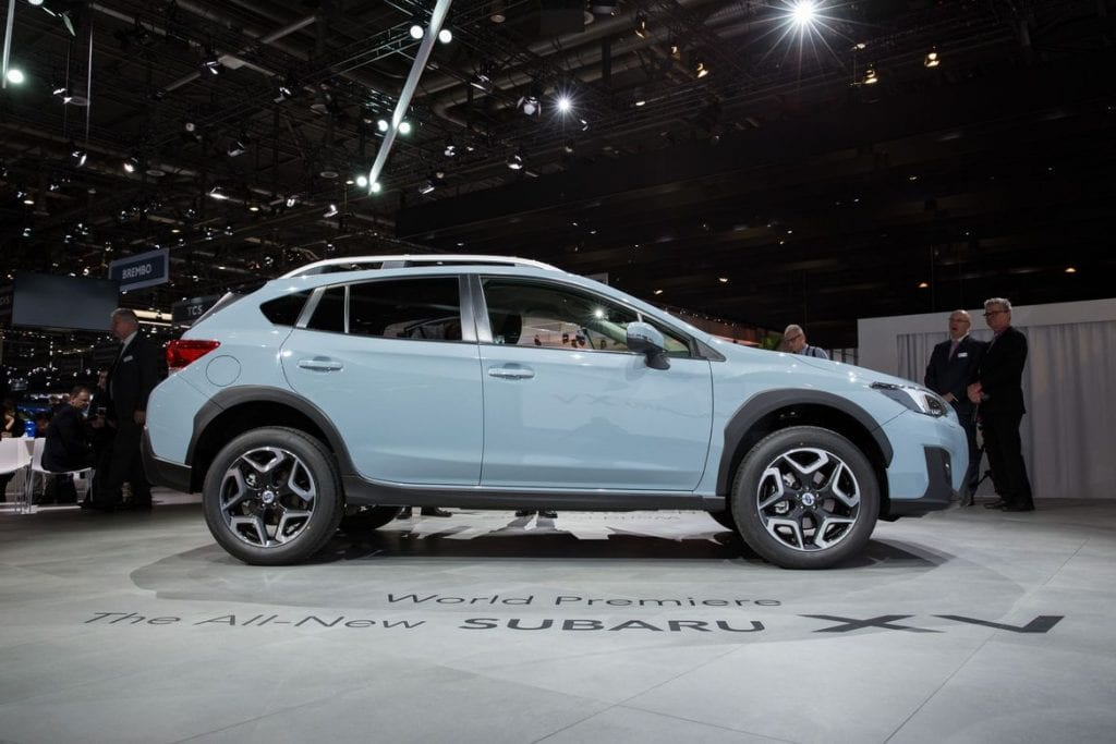 2018 Subaru XV - Release date, Price, Review, Design ...