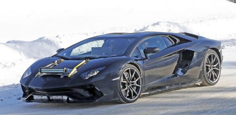 2019 Lamborghini Aventador Performante