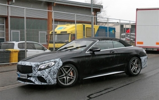 2019 Mercedes-AMG S63 Cabriolet