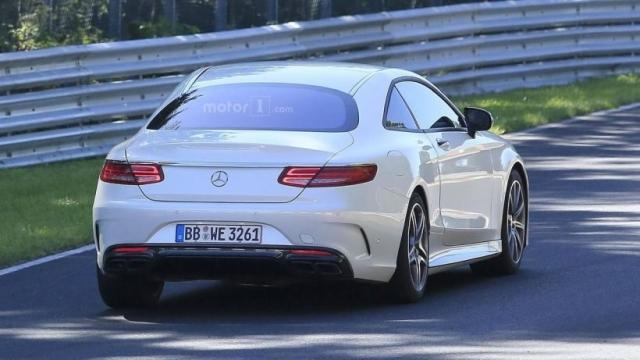 2019 Mercedes SL exterior