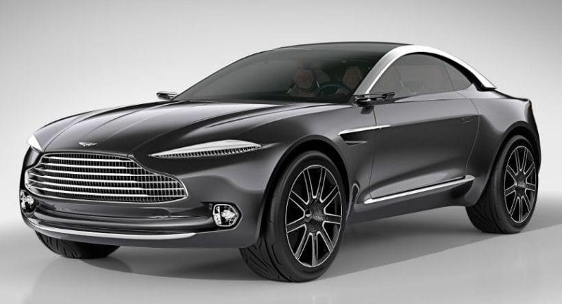 2020 Aston Martin DBX Release date, Price, Design