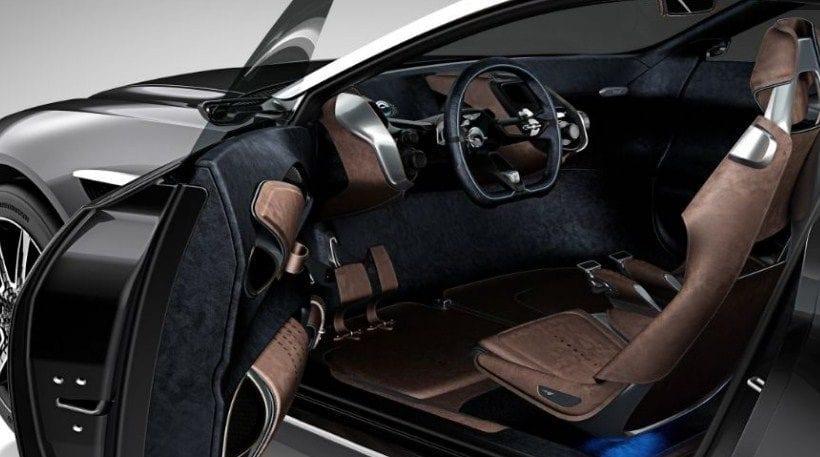 2020 Aston Martin DBX design