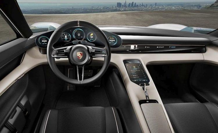 2020 Porsche Mission E