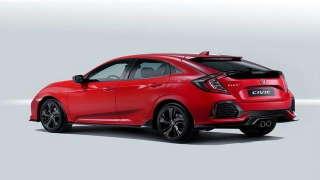 Mazda 3 vs Honda Civic Hatchback