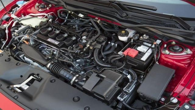 Mazda 3 vs Honda Civic Hatchback engine
