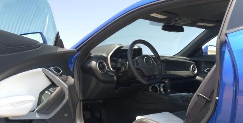 Mustang vs Camaro interior