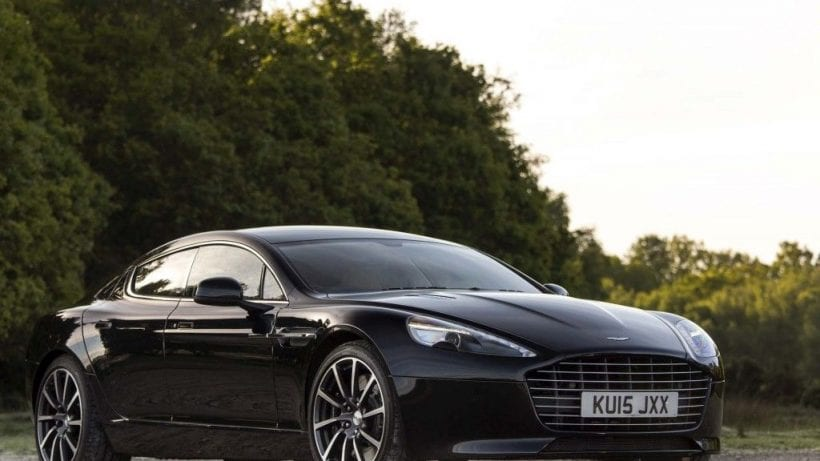 2017 Aston Martin Rapide S Price Spes Release Date Review