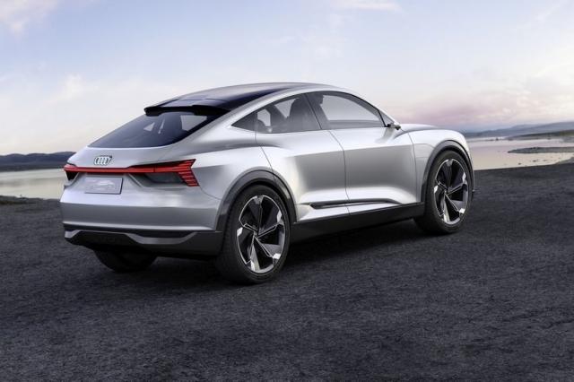 2017 Audi e-tron Sportback