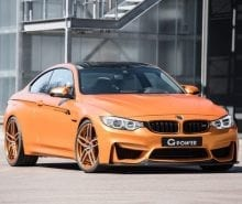 2017 BMW M4 By G-Power