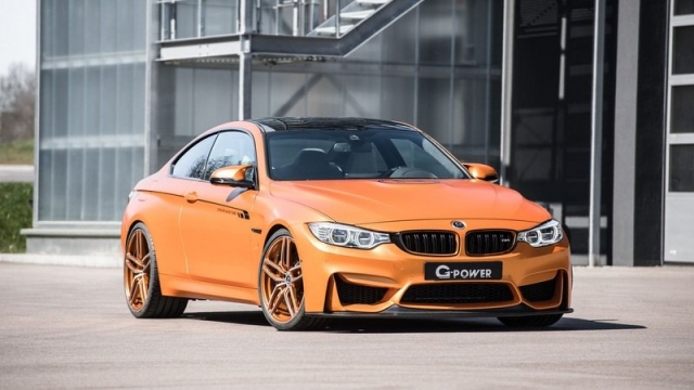 2017 BMW M4 By G-Power