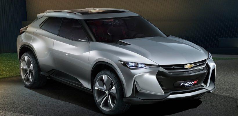 2017 Chevrolet FNR-X Concept