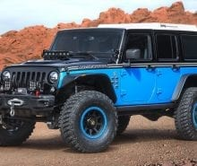 2017 Jeep Luminator