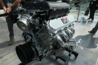 2017 Trans Am 455 Super Duty engine