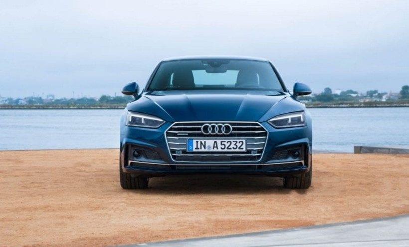 2018 Audi A5 styling