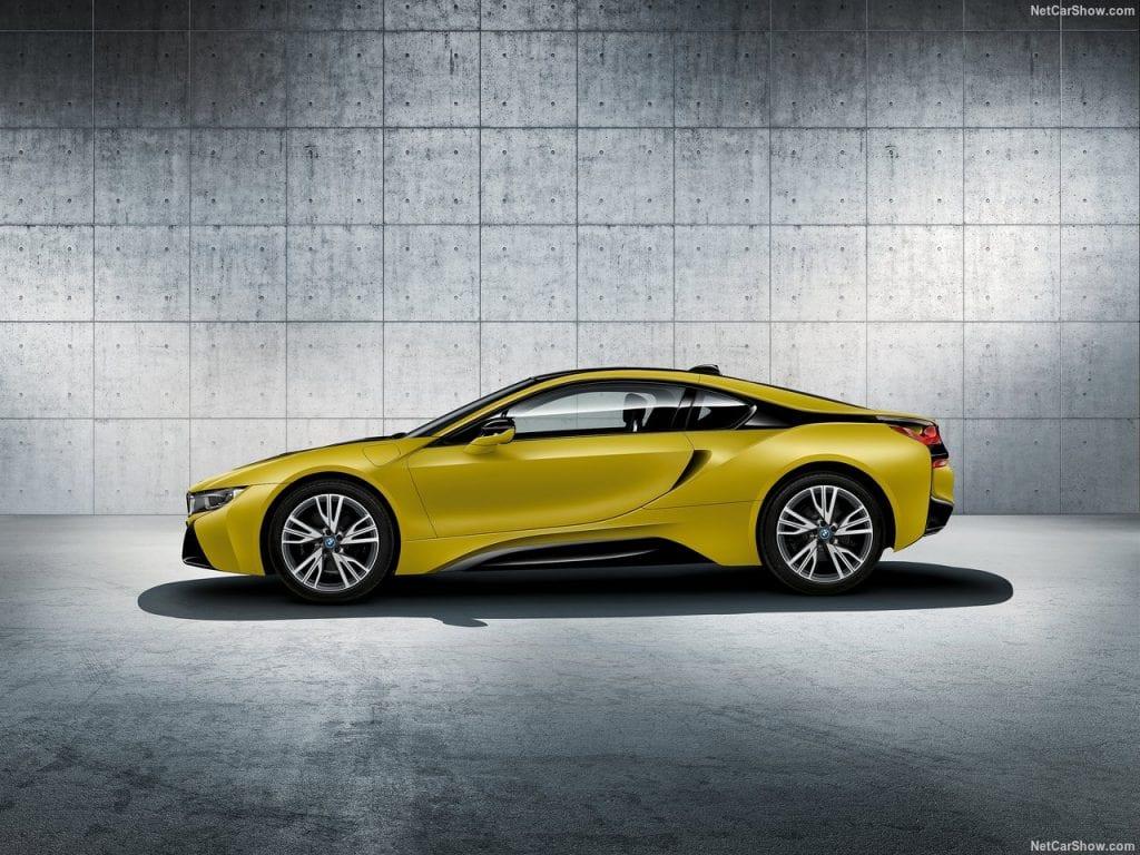 Floor Mats Bmw I3 >> 2018 BMW i8 Protonic Frozen Yellow Price, Specs