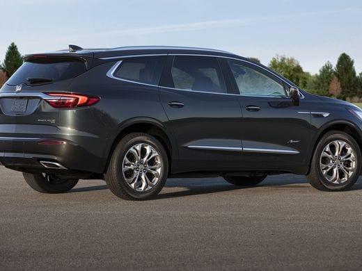 2018 Buick Enclave exterior