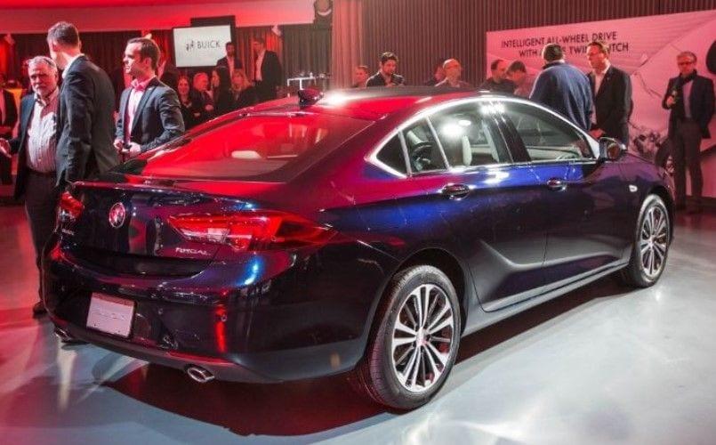 2018 Buick Regal Sportback - Specs, Price, Release date ...