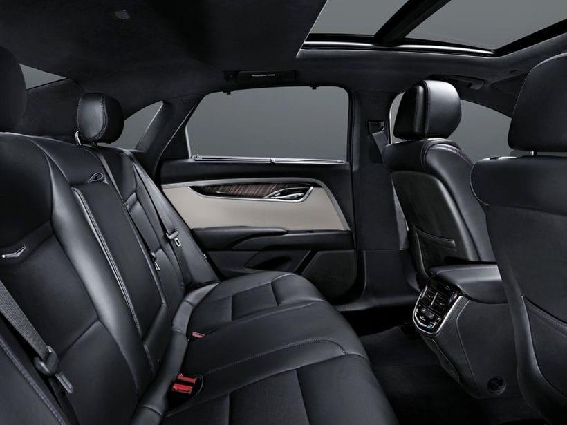 2018 Cadillac Xts Design Specs Price Interior Exterior