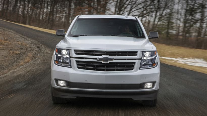 2018 chevrolet tahoe rst price specs release date review news. Black Bedroom Furniture Sets. Home Design Ideas