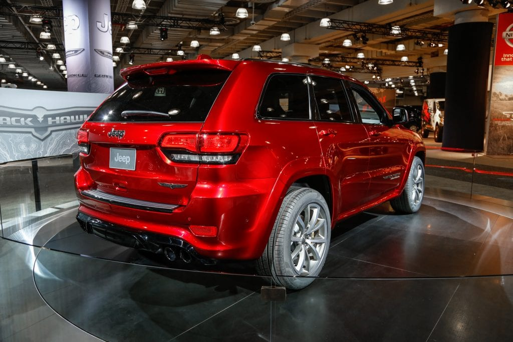 2018 Jeep Grand Cherokee Release date, Redesign, New ...