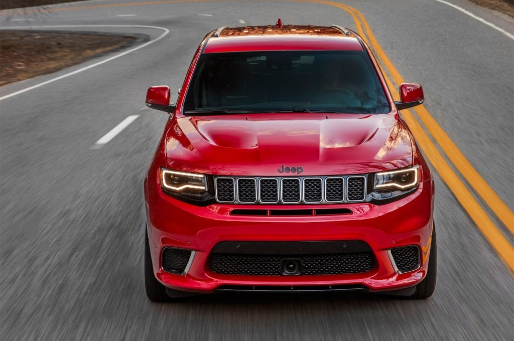 Jeep Trackhawk Release Date >> 2018 Jeep Grand Cherokee Release date, Redesign, New