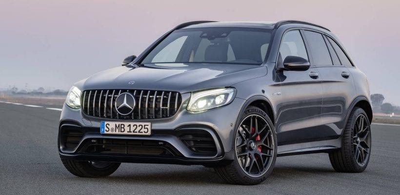 2018 mercedes amg glc63 specs price design for Mercedes benz boxy suv