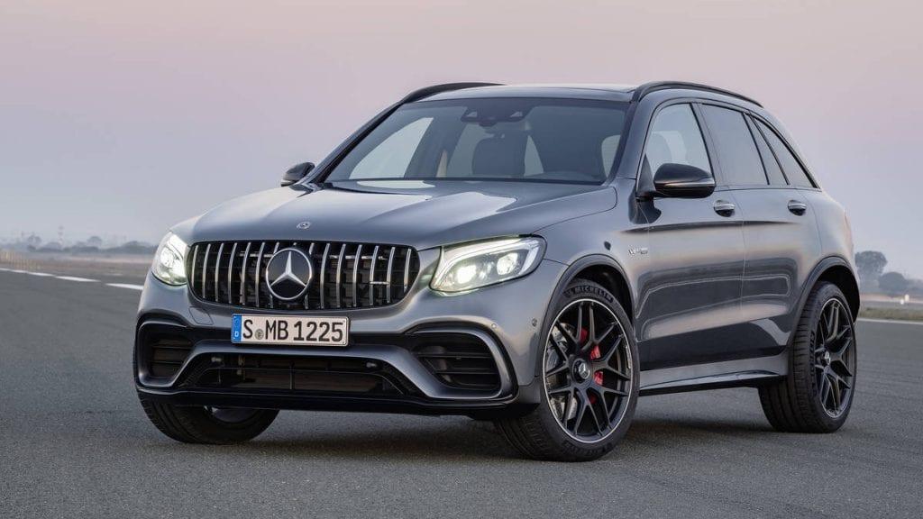 2018 Mercedes-AMG GLC63 Specs, Price, Design