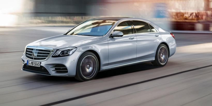 2018 Mercedes-Maybach S-Class design
