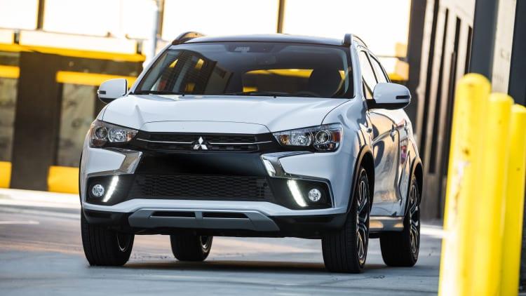 2018 Mitsubishi Outlander Sport Styling Price Interior