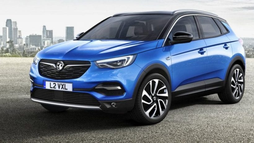 2018 opel grandland x price release date review. Black Bedroom Furniture Sets. Home Design Ideas