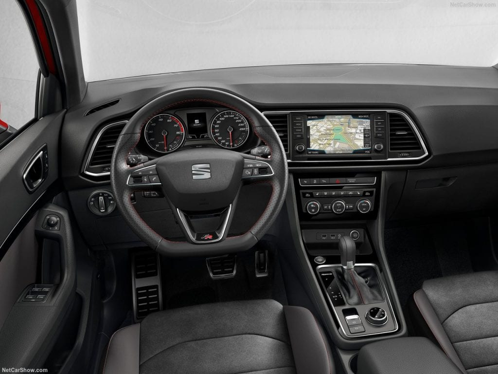 2018 Seat Ateca Fr Design Price Interior Performance