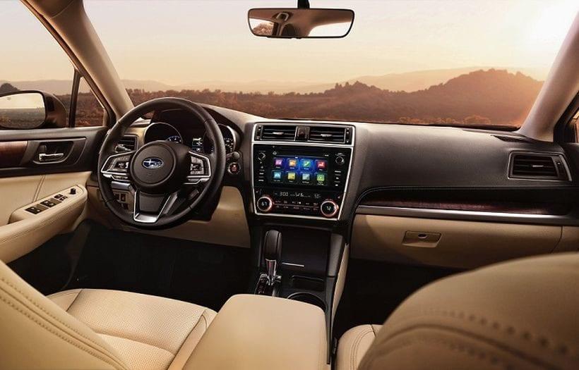 2018 Subaru Outback Design Interior Engine Price