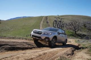2018 Subaru Outback styling
