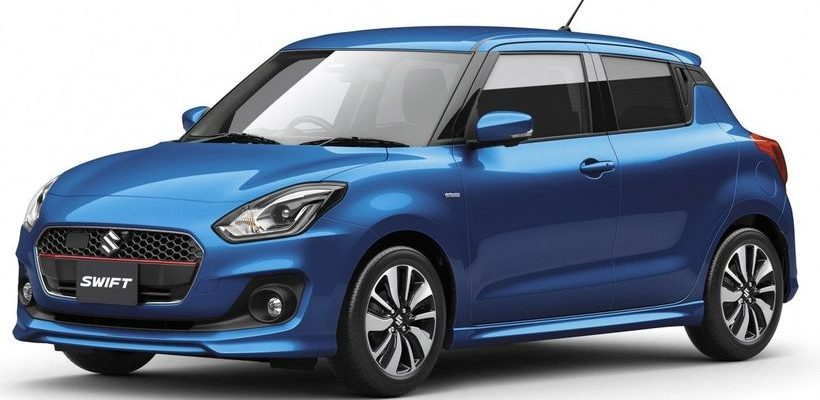 2018 suzuki swift sport price design interior exterior. Black Bedroom Furniture Sets. Home Design Ideas