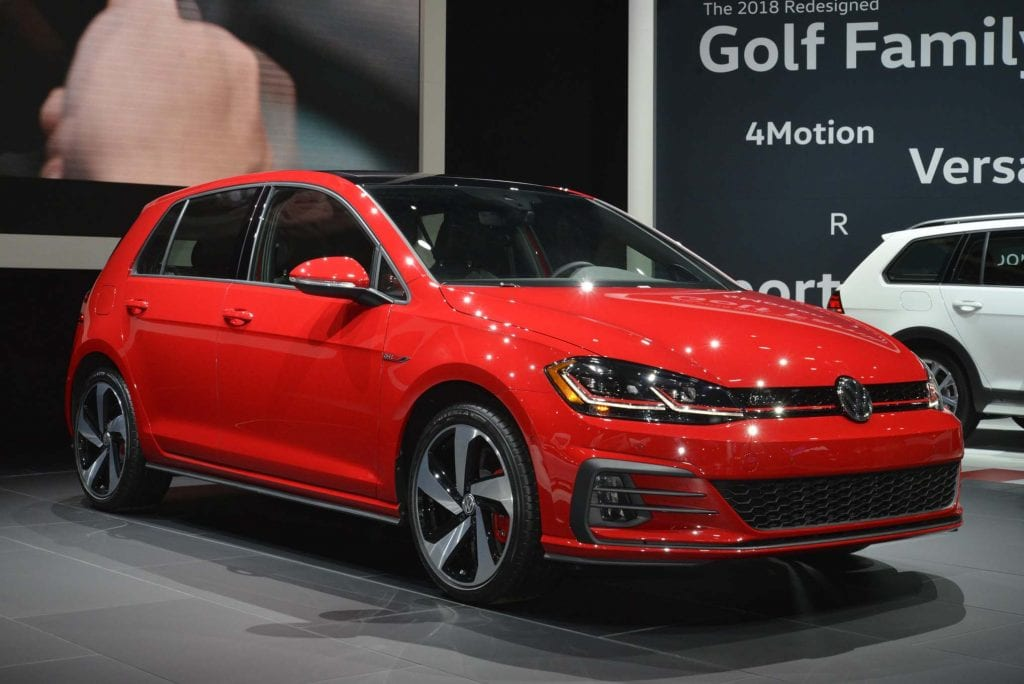 2018 Wrx 0 To 60 >> 2018 Volkswagen Golf Price, Specs, Interior, Design
