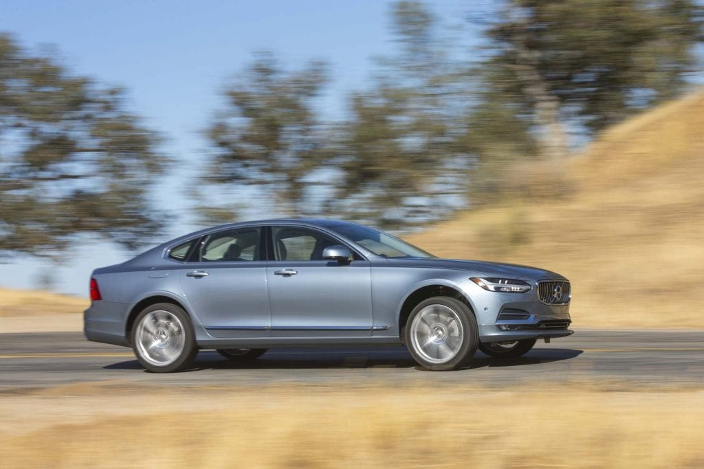 2018 Volvo S90 Price Release Date Review Performance