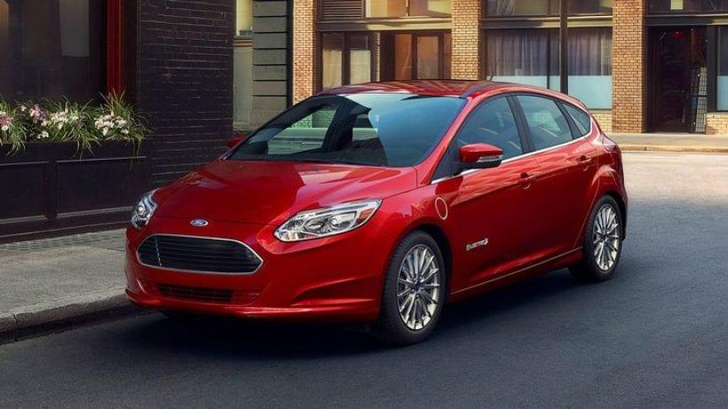 2019 Ford Model E