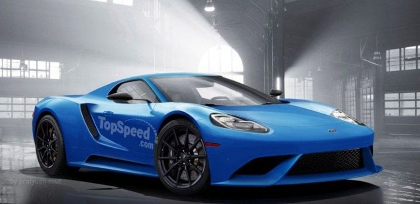 2020 Ford GTS 1