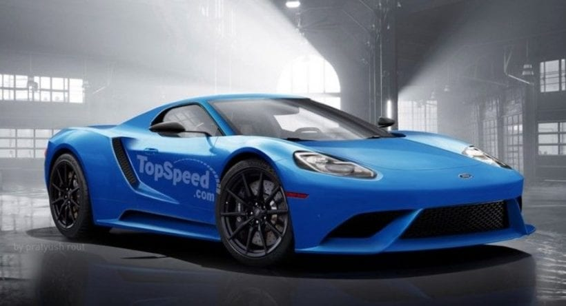 2020 Ford GTS