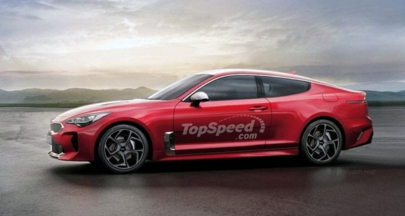 2020 Kia Stinger Coupe Price Release Date Review